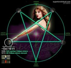Taylor Swift's arm | 33 Signs The Illuminati Is Real