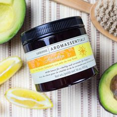 Exfoliate to reveal brighter, healthier-looking skin! Avocado oil moisturizes as you slough away dead surface cells and the lemony scent is sure to energize your morning. #Arbonne