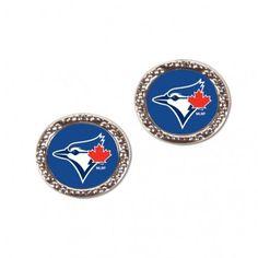 Toronto Blue Jays... http://www.757sc.com/products/toronto-blue-jays-earrings-post-style-cdg?utm_campaign=social_autopilot&utm_source=pin&utm_medium=pin #nfl #mlb #nba #nhl #ncaaa #757sc