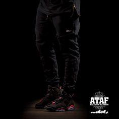 ATAF Premium Sneaker Sweatpants BLACK FRIDAY