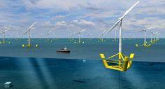 #Gruissan et #Leucate désignées zones d'expérimentation de l'éolien flottant http://depe.ch/P7Ts