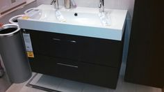 sink for family bathroom    Ikea bathroom