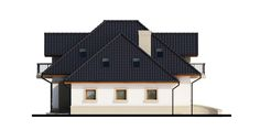 Elewacja DA Dandys 1 G2 CE Case, Willis Tower, Villas, 30th, House Plans, Architecture, Building, New Homes, Arquitetura