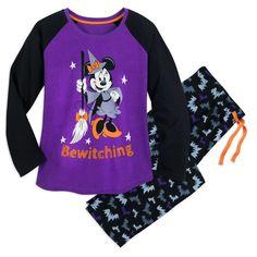 disneys halloween pajama sets are here