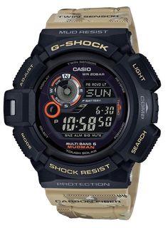 CASIO G Shock GW 9300DC 1JF Master In Desert Camouflage Mudman