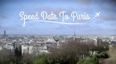 LOT Polish Airlines #SpeedDateToParis.  Because there are many people still looking for love