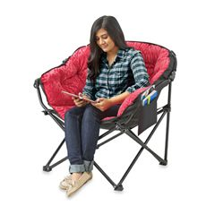 Club Chair with Pocket - Bed Bath & Beyond