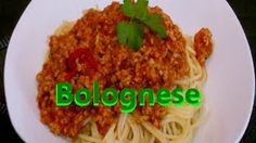 YouTube Bolognese, Grains, Chicken, Meat, Youtube, Food, Recipes, Eten, Seeds