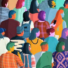 Dazzling Illustrations In Exchange for Secrets – Fubiz Media