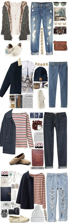 Amazing classic looks using neutral toms!i love all of these looks!#TOMS Give Back To School Contest