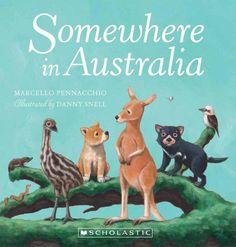 (Own) Somewhere in  Australia by Marcello Pennacchio