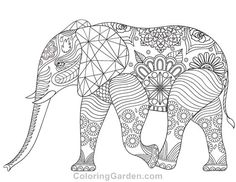 Printable elephant coloring pages coloring pages of elephants plus printable elephant coloring pages realistic elephant drawing Elephant Colouring Pictures, Elephant Coloring Page, Elephant Pictures, Printable Adult Coloring Pages, Cute Coloring Pages, Coloring Pages To Print, Coloring Books, Zentangle Elephant, Elephant Quilt
