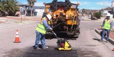 City: Crews Working Extended Hours to Repair Potholes Caused by Summer Rains | El Paso Herald-Post