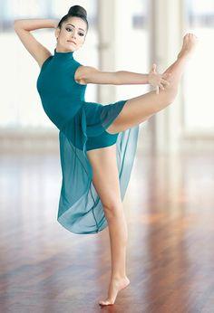 Asymmetrical Mesh Skirt