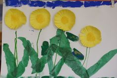 SONY DSC You are in the right place about kindergarten art projects easy Here we offer you the most Dandelion Art, Kindergarten Art Projects, Spring Pictures, Most Beautiful Pictures, More Fun, Presents, Shapes, Crafts, Montessori