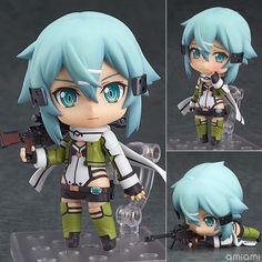 AmiAmi [Character & Hobby Shop] | Nendoroid - Sword Art Online II: Sinon(Preorder)