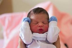1°dia de vida... ainda na maternidade!