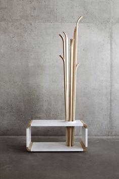 123 best coat hanger stand images coat tree coat stands woodworking rh pinterest com