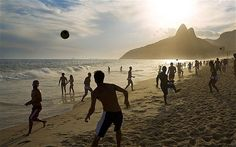 """Football has a fundamental importance in the construction of modern Brazil,"" - Paulo Calçade, ESPN football commentator."