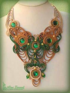 Green love pinned from alina emandi