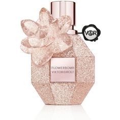 Women's Viktor&rolf 'Flowerbomb - Holiday' Eau De Parfum found on Polyvore featuring polyvore, beauty products, fragrance, perfume, filler, no color, perfume fragrance, viktor rolf fragrance, flower fragrance and viktor rolf perfume