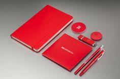 Agency Branding by Ben Johnston, via Behance