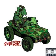"""""""Clint Eastwood"""" is the phenomenal debut single from """"virtual band"""" Gorillaz, dropped in 2000. The funky aesthetic of the video and the song's menacing, mellow beat made it one of"""