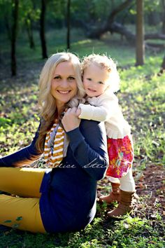 Kandice Stewart Photography. Mom and daughter.