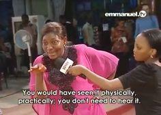 Lucifer Speaks out of a Woman At Prophet TB Joshua's Church Service, Watch! Church News, Religion, Spirituality, Stickers, Website, Woman, Watch, Clock, Spiritual