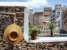 Old Sana'a Yemen | by denismartin