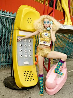David LaChapelle for Happy Socks