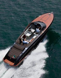 I like boating