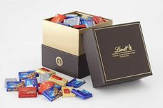 Lindt ❤ I am definitely easy to please...