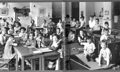 Anne Frank at Montessori school