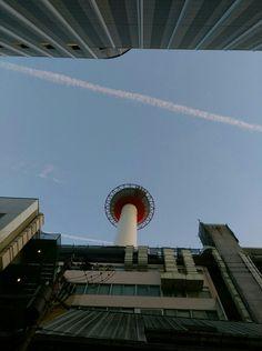 京都タワー (Kyoto Tower)は京都市、京都府にあります