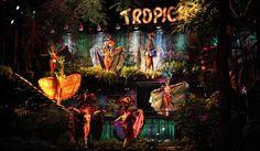 Tropicana Floor Show Cuba