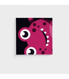 Buy a purple monster kids canvas art piece from South Africa's largest online furniture store. Wide range of kids wall art available, nationwide delivery! Kids Canvas Art, Nursery Canvas, Art Wall Kids, Art For Kids, Wall Art, Online Furniture Stores, Monsters, Art Pieces, African