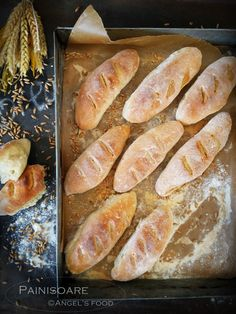 Hot Dog Buns, Bread Recipes, Bakery, Sweets, Homemade, Food, Home, Healthy Food, Eten