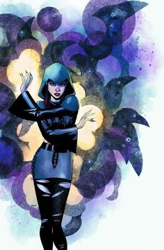 RAVEN #2 (W) Wolfman (A) Alisson Borges (CA) Mike McKone I found the first two in forbidden planet they are awesome