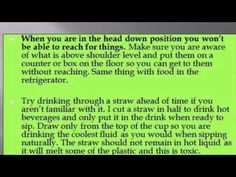 Tips and hints for macular hole repair post surgery - YouTube