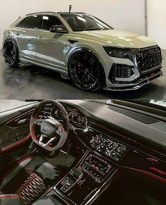Luxury Sports Cars, Cool Sports Cars, Best Luxury Cars, Luxury Suv, Sport Cars, Nice Cars, Motor Diesel, Audi Rs6, Suv Cars