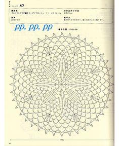 Ideas for crochet patrones ganchillo carpetas Crochet Circles, Crochet Doily Patterns, Crochet Diagram, Crochet Art, Crochet Round, Crochet Home, Love Crochet, Filet Crochet, Crochet Doilies
