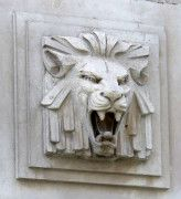 Architectural Lion Head Sculptures - Bob Speel's Website Sculpture Art, Animal Art, Cat Art, Statue, Sculpture, Lion Art, Art, Art Deco Sculpture, Art Display