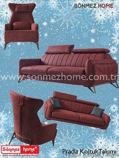 Yeni yıla Sönmez Home tarzında, Sönmez Home rahatlığında başlayın. Prada Modern Koltuk Takımı sizlerle ...  #Modern #Furniture #Mobilya #Prada #Koltuk #Takımı #Sönmez #Home Home Modern, Modern Couch, 1, Sofa, Social Media, Furniture, Settee, Modern Sofa, Home Furnishings