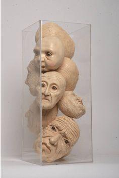 Resin Sculpture, Sculpture Head, Lion Sculpture, Surrealism Sculpture, Figurative Art, Art Oil, Contemporary Artists, Art For Sale