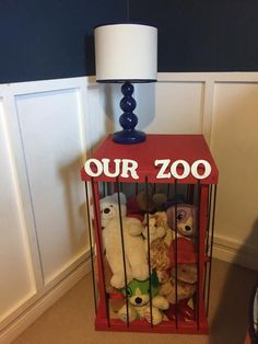 Too many stuffed furry friends lounging around? Here's a DIY animal zoo for toys | The Chronicle Herald