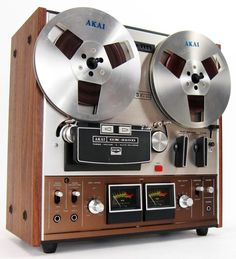 Akai reel to reel tape deck serviced glass xtal heads srt eq * nice Hi Fi System, Audio System, Recording Equipment, Audio Equipment, Radios, Hifi Video, Cassette Vhs, Cd Audio, Stereo Amplifier