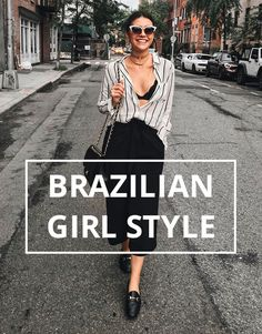 3 brasileiras cheias de estilo para seguir já!
