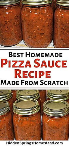 Make your own made from scratch homemade pizza sauce the easy way! This is the b… Make your own made from scratch homemade pizza sauce the easy way! This is the best made from scratch recipe for homemade pizza sauce… Continue Reading → Making Homemade Pizza, How To Make Homemade, Homemade Sandwich, Homemade Pizza Recipe, Healthy Homemade Pizza, How To Make Pizza, Homemade Food, Italian Spices, Homemade Sauce