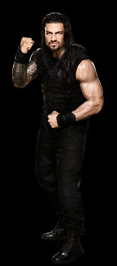 I love this picture of Roman Reigns. Work it.